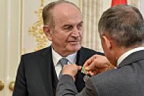 Kadir Topbaş'a Tataristan'dan Devlet Madalyası