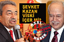 Kamer Genç, Şevket Kazan'a neden viski önerdi!