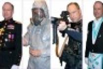 Katliam sorumlusu Breivik mahkeme önünde