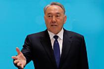 Kazakistan halkı beşinci defa 'Nazarbayev' dedi