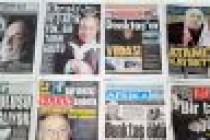 Kıbrıs Türk basını: Ata'mızı kaybettik