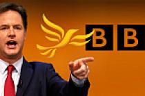 Liberal Demokrat Parti, BBC'den özür dilemesini istedi