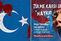 Çin'in Uygurlar'a zulmü Londra'da protesto edilecek