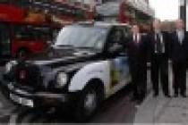 Londra'nın Siyah taksileri KKTC'yi tanıtıyor