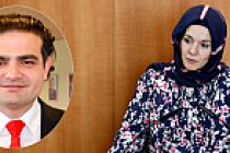 Mahinur Özdemir'e Hollanda'dan destek geldi