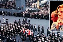 Margaret Thatcher'a son görev