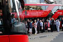 Metro grevi ulaşımda kaosa yolaçtı