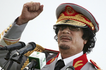 Muammer Kaddafi hakkında flaş iddia!