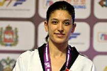 Nur Tatar gümüş madalya ile dünya ikincisi
