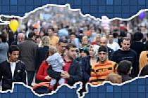 O yaş üzeri nüfus oranı ilk kez yüzde 8'e ulaştı