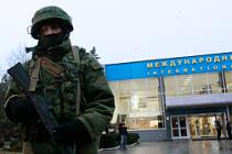 Rus Ordusu Kırım'da  işgale başladı