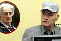 Sırp kasapları Mladiç ve Karaciç mahkemede