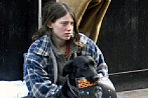 Sokakta yaşayan evsizlere £1,000 ceza geliyor