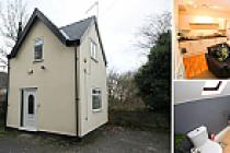 Tek yatak odalı bu küçük evin fiyatı tam 100 bin sterlin