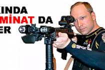 Terörist Breivik devlete 'insan hakları ihlali' davası açtı!