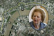 Thatcher'in cenaze töreni bugün
