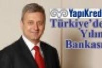 The Banker dergisi Yapı Kredi'yi seçti