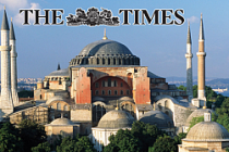 Times'a göre Ayasofya ibadete açılabilir