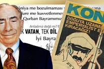 Türkeş 34 yıl önce Kürtçe dergi yayınlatmıştı