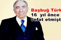 Türkeş ölüm yıldönümünde dualarla anıldı