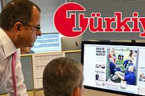 Türkiye Gazetesi yenilendi
