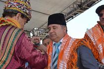 Seyfullah Türksoy  'Türkmen Beyi' seçildi