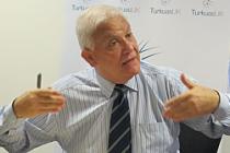 TURKUAS UK Başkanı Camgöz'den açıklamalar