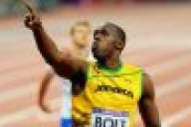 Usain Bolt, şaşırtmadı
