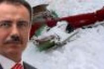 Yazıcıoğlu'nun helikopterine 160 dakika sonra ulaşıldı