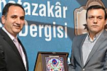 YTB'ye 'Medeniyetimize Katkı Özel Ödülü'