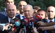 MHP lideri Bahçeli'den Trump'a gönderme
