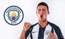 Manchester City, Perulu Aguilar'ı transfer etti