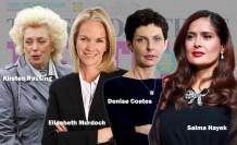 İngiltere'nin Milyarder 25 Kadını!