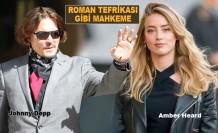 Johnny Depp, Amber'i Çırılçıplak Soyup Rehin Almış!