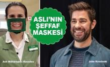 Türk Kasiyerin 'Şeffaf Maske'sine Hollywood Oyuncusundan Destek