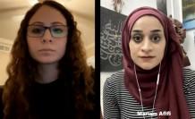 Gözaltına Alınan Sanatçı Mariam Afifi: Filis Direnmeye Devam Edecek