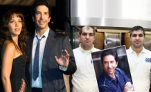 Ünlü aktör düğününde 'Best Turkish Kebab' ikram etti