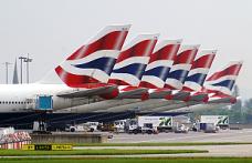 British Airways çalışanları grevde
