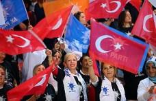 AK Parti, 6. Olağan Büyük Kongresini yapıyor