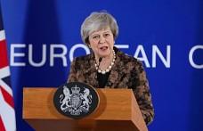 Theresa May'den AB'ye 'tedbir maddesi' mesajı