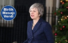 Theresa May'den Güvenoyu Sonrası İlk Açıklama