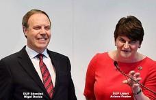 DUP, May'i Brexit konusunda yalnız bıraktı