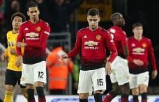 Manchester United, İngiltere Federasyon Kupası'na veda etti