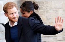 Meghan Markle ve Prens Harry, izinsiz çektiği fotoğraflara tepkili