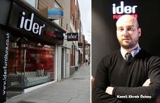'Yenilikçi Marka' İder Mobilya İngiltere'de