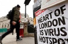 İngiltere'de 3 milyon 400 bin kişiye Kovid-19 bulaşmış