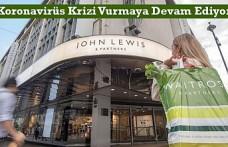 John Lewis Mağazalarını Kapatıyor