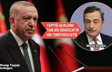 Erdoğan, İtalya Başbakanı Draghi'ye Cevap Verdi!