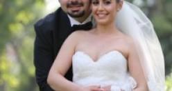 Berk ve Sergül Tuncalı'nın Görkemli Düğünü