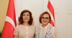 KKTC Londra Temsilcisi, Büyükelçi Zehra Başaran'ın Ramazan Bayramı Resepsiyonu